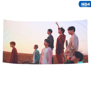 [BTS] Home Decoration Photo Tapestry/Wallpaper 100x50cm