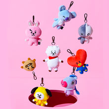 Load image into Gallery viewer, [BT21] Plush Doll Charm