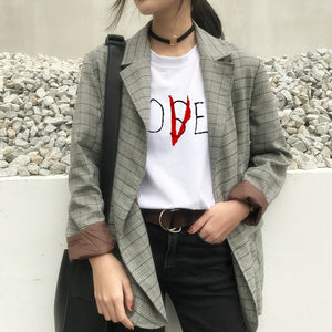 [AsianFashion] Lover/Loser Shirt