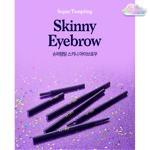 [VT x BTS] Official SuperTempting Skinny EyeBrow 0.07g+0.4g