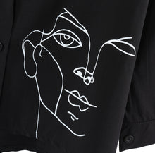 Load image into Gallery viewer, [AsianFashion] Faces shirt