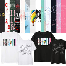 Load image into Gallery viewer, BTS ''Sixth Anniversary'' T-Shirt