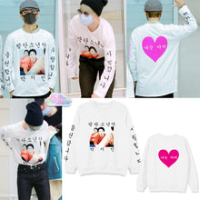 Load image into Gallery viewer, [BTS] I  AM ARMY Meme Pullover