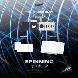GOT7 - Spinning Top (Free Shipping)