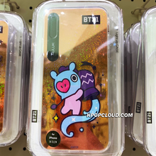 Load image into Gallery viewer, BT21 OFFICIAL GOLD LIGHT UP CASE