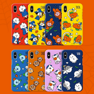 BT21 Official Halloween Pattern Series Case