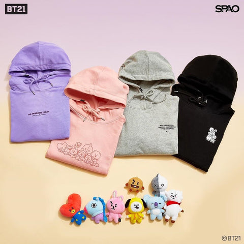 BT21 x Spao Official Hoodie