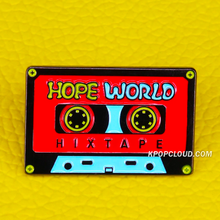 Load image into Gallery viewer, BTS ''Hope World'' Enamel Pin