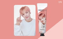 Load image into Gallery viewer, [TONY MOLY x MONSTA X] Hand Cream + Member PhotoCard + Message Card
