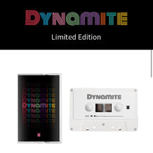 Load image into Gallery viewer, BTS - DYNAMITE LIMITED EDITION VINYL / CASSETTE