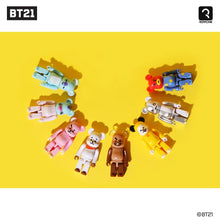 Load image into Gallery viewer, [BEARBRICK X BT21] Official Figure 10 SET (Special Limited Edition)