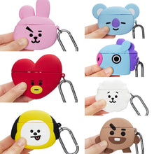 Load image into Gallery viewer, BT21 Official Airpods Case Face Version