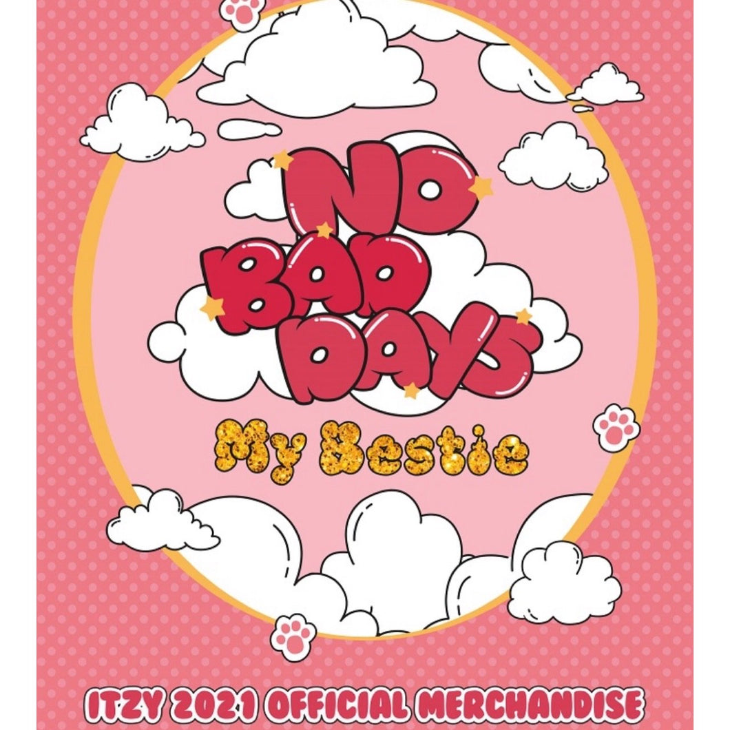 ITZY - No Bad Days MAY Limited Monthly Kit: MY BESTIE