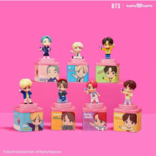 Load image into Gallery viewer, BASKIN ROBBINS - BTS Official TINYTAN Block Pack & Figure Set