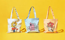 Load image into Gallery viewer, BT21 Official Eco Bag Flower Version