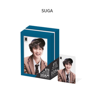 BTS OFFICIAL Jigsaw Member Puzzle 108pcs