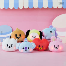 Load image into Gallery viewer, BT21 Baby Lighting Bagcharm Doll Keyring