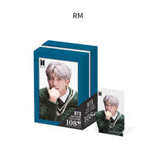 Load image into Gallery viewer, BTS OFFICIAL Jigsaw Member Puzzle 108pcs
