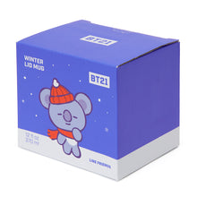 Load image into Gallery viewer, [BT21] Winter Lid Mug 12fl.oz 370ml