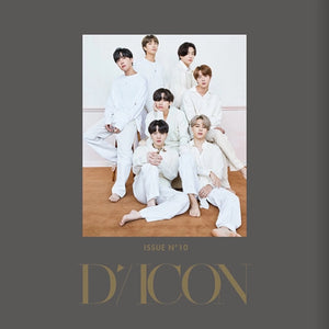DICON - Official BTS goes on! DELUXE Edition + Free Express Shipping