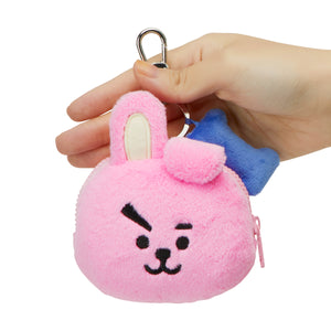 [BT21] Winter Coin Purse Bag Charm