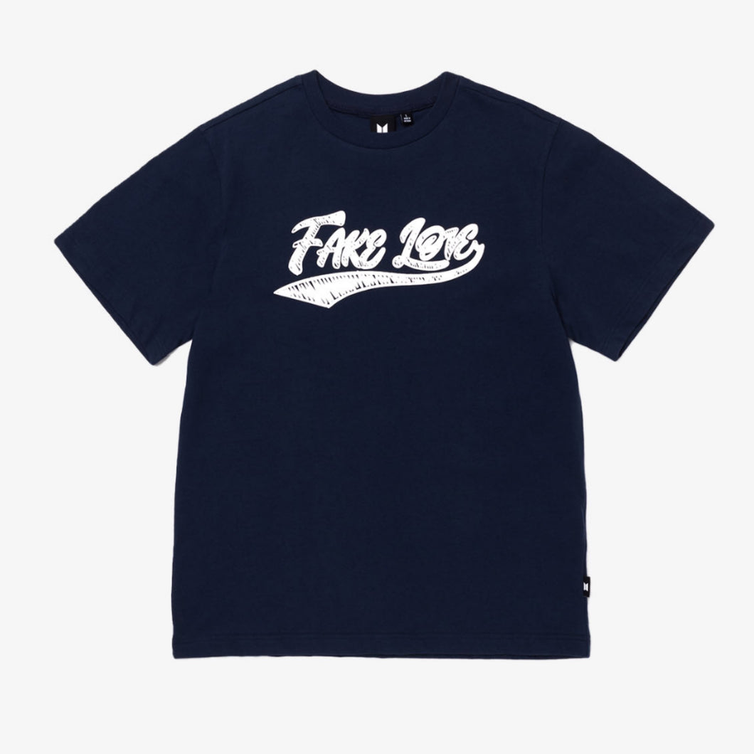 BTS Pop Up: Map of the Soul - Official FAKE LOVE Tee 02