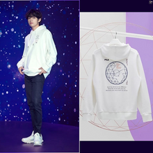 Load image into Gallery viewer, FILA X BTS - Loose Fit Hoodie