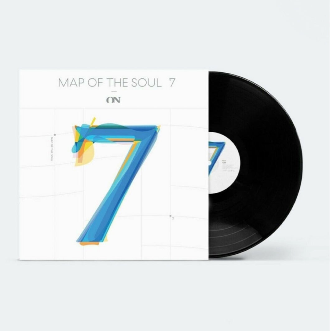 BTS - Map Of The Soul: 7 ON Vinyl LP (Limited Edition)