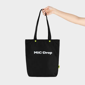 BTS OFFICIAL MIC DROP Daily Eco Bag