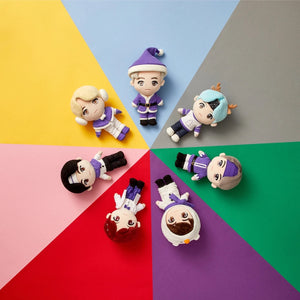 BTS Pop Up Store: TinyTAN Christmas Doll