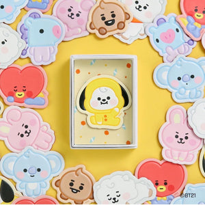 BT21 Official Leather Sticker