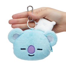 Load image into Gallery viewer, [BT21] Winter Coin Purse Bag Charm