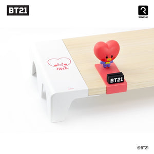 BT21 Official Baby Monitor Stand + Baby Figure Clip (Free Express Shipping)