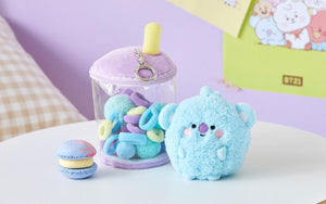 BT21 Boucle Bubble Tea Doll