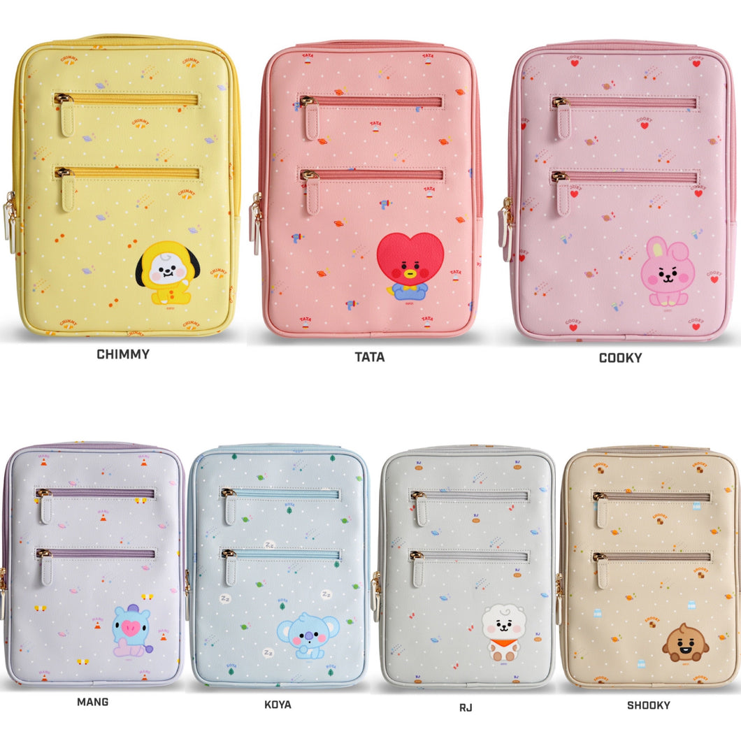 BT21 Official Baby Handy Laptop Pouch (3 sizes)