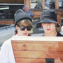 Load image into Gallery viewer, BTS Style Suga and Jimin Beanie