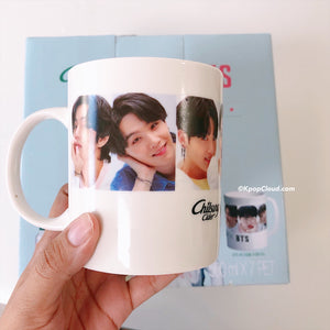 BTS x Chilsung Cider - Special Package 7 Bottles + BTS Mug Cup