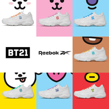 Load image into Gallery viewer, REEBOK x BT21 - Official Running Turbo Impulse Clean Sneakers (UNISEX)