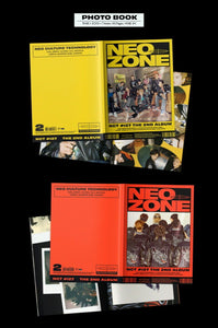 NCT 127 - NCT #127 Neo Zone (You Can Choose Version)