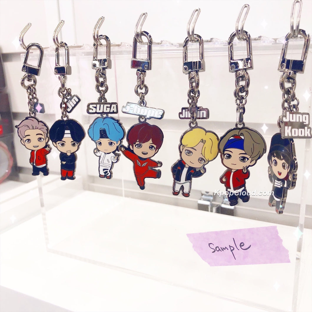 BTS POP UP STORE - OFFICIAL TinyTAN Keyring