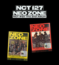 Load image into Gallery viewer, NCT 127 - NCT #127 Neo Zone (You Can Choose Version)