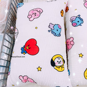 BT21 Official Baby Twinkle Ripple Pillow / Body Pillow