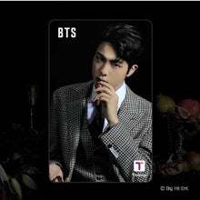 Load image into Gallery viewer, BTS Official CU T-Money Card 2020 (Limited Edition)