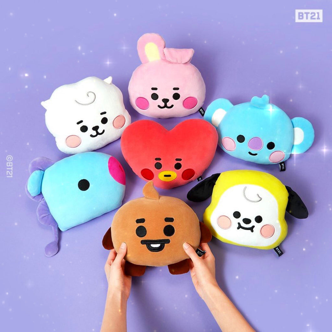 BT21 Official Baby Face Cushion