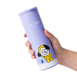 [BT21] Winter Stainless Steel Tumbler 15.5oz 460ml