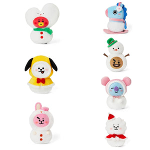 BT21 Official Baby Christmas Doll