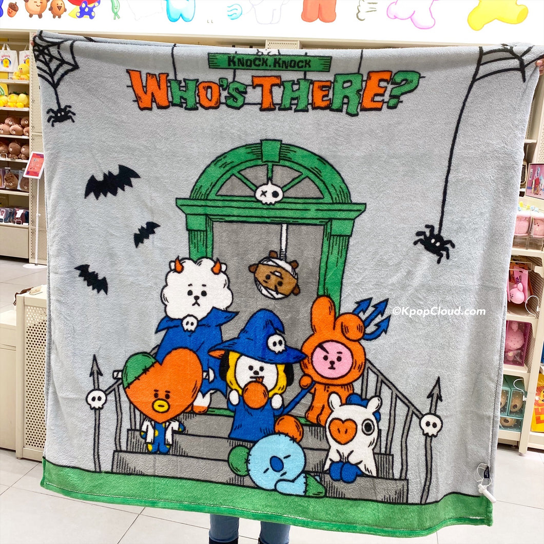 BT21 OFFICIAL HALLOWEEN BLANKET
