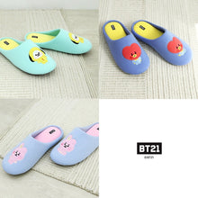 Load image into Gallery viewer, BT21 Official Baby Indoor Slippers