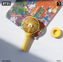 Load image into Gallery viewer, [BT21] Official Air Cooler Mini Handy Fan (FREE EXPRESS SHIPPING)
