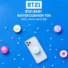Load image into Gallery viewer, BT21 Official Baby Water Cushion Tok / SmartTok / Griptok / Pop Socket